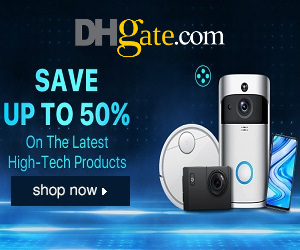 تسوق عبر الإنترنت بسهولة وخالية من المتاعب فقط على DHgate.com